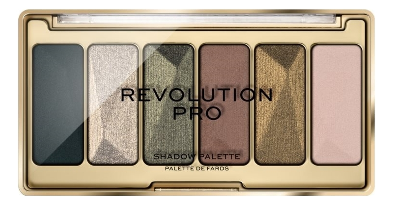 Купить Палетка теней для век Moments Shadow Palette: Enchanting, Revolution PRO