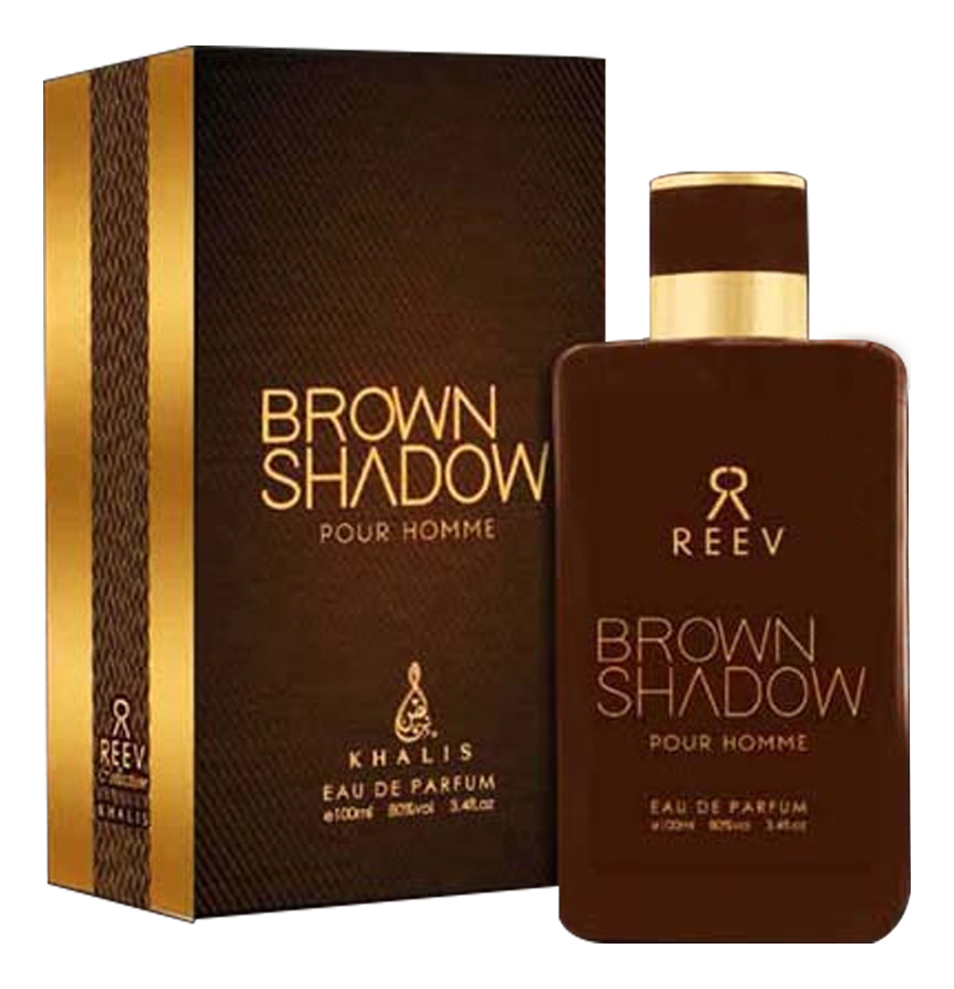 Brown Shadow Pour Homme: парфюмерная вода 100мл недорого