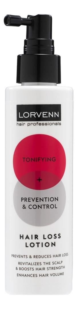 Купить Тонизирующий лосьон против выпадения волос Tonifying & Prevention Control Hair Loss Lotion 150мл, Тонизирующий лосьон против выпадения волос Tonifying & Prevention Control Hair Loss Lotion 150мл, Lorvenn