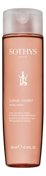 Купить Тоник для лица с экстрактом грейпфрута Lotion Vitalite: Тоник 200мл, Sothys