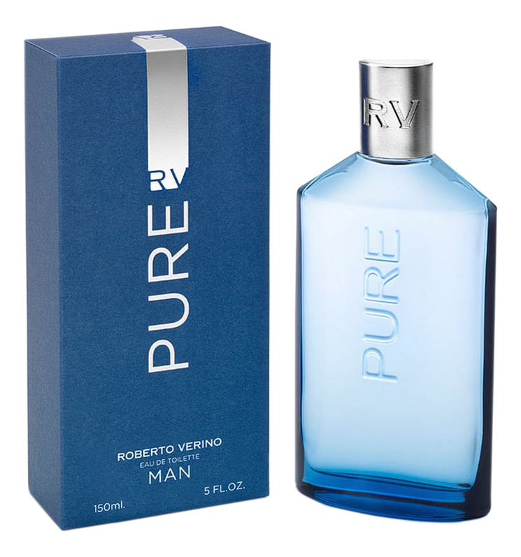 Roberto Verino RV Pure: туалетная вода 150мл pure man edt 75 мл roberto verino pure man edt 75 мл