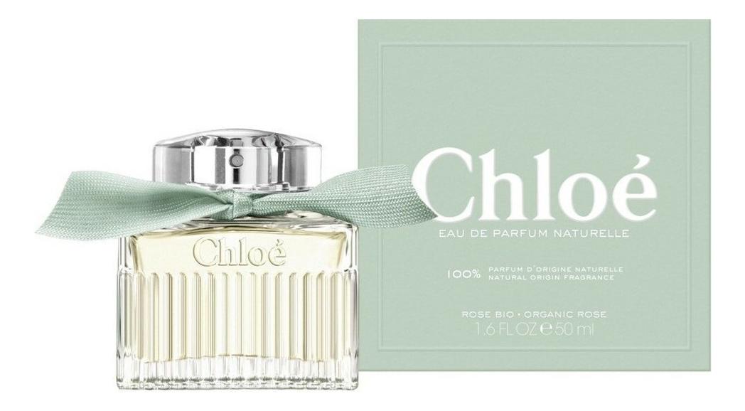 Chloe Eau De Parfum Naturelle: парфюмерная вода 50мл