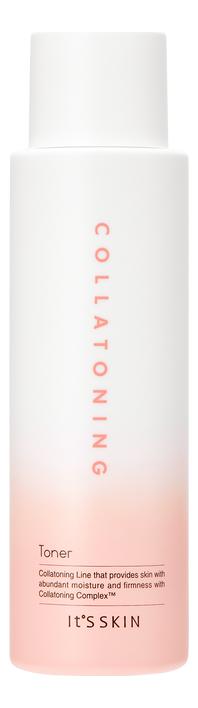 Фото - Увлажняющий тонер для лица с коллагеном Collatoning Toner 150мл увлажняющий тонер для лица с витаминами vitamin moisture toner 250мл