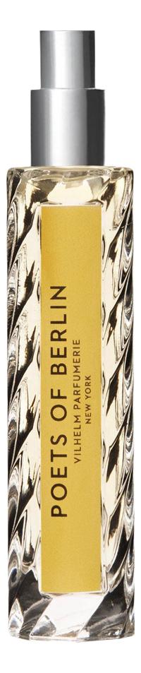 Poets Of Berlin: парфюмерная вода 10мл недорого