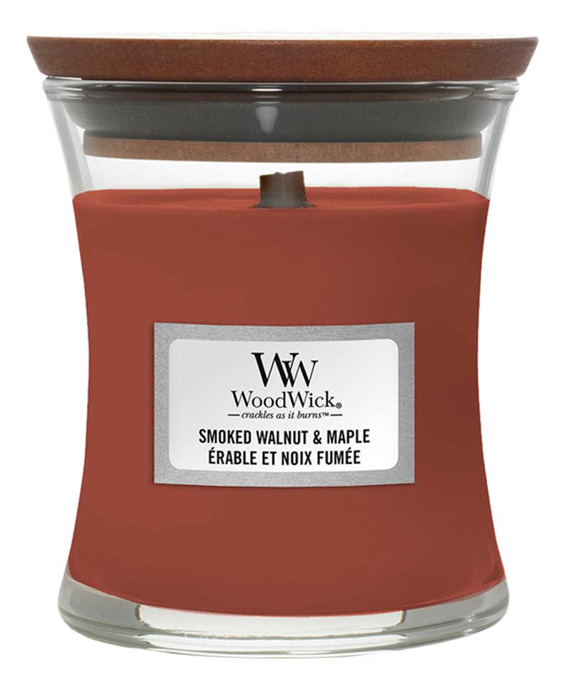 Фото - Ароматическая свеча Smoked Walnut & Maple: Свеча 85г ароматическая свеча vanilla bean свеча 85г