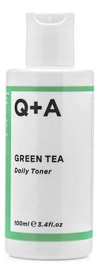 Купить Тоник для лица с экстрактом зеленого чая Green Tea Daily Toner 100мл, Q+A
