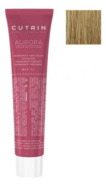 Крем-краска для волос Aurora Demi Permanent Hair Color 60мл: 9.37 Очень светлое золотое дерево, CUTRIN  - Купить