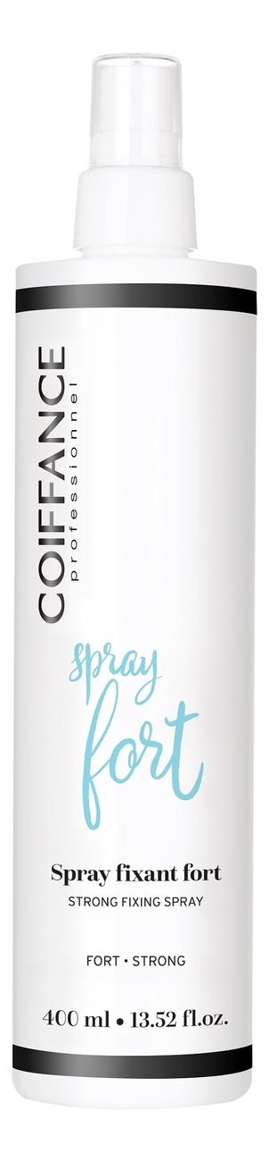 Купить Спрей для укладки волос сильной фиксации Styling Line Spray Fixant Fort: Спрей 400мл, Coiffance