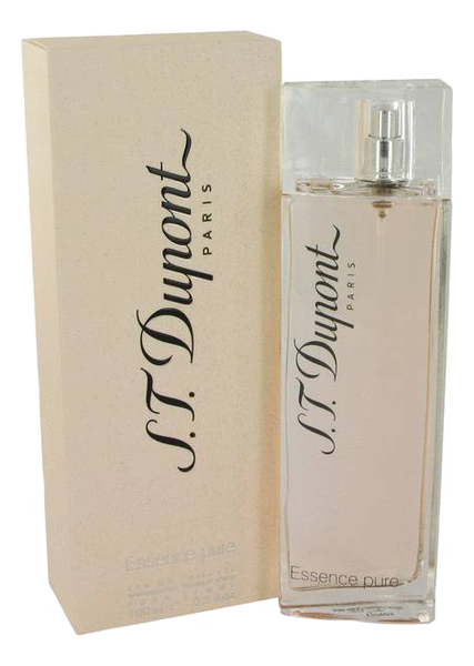 Купить Essence Pure Pour Femme: туалетная вода 100мл, S.T. Dupont