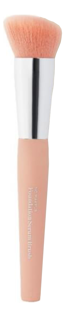 Кисть для нанесения бронзера No Makeup Foundation Serum Brush кисть для бронзера retractable bronzer brush