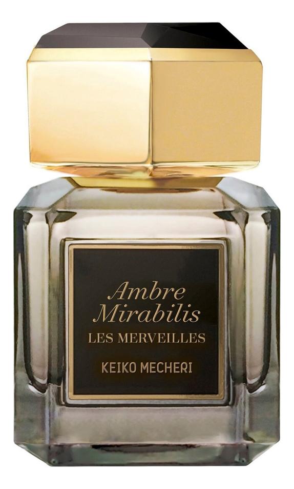 Купить Bespoke Ambre Mirabilis: парфюмерная вода 50мл, Keiko Mecheri
