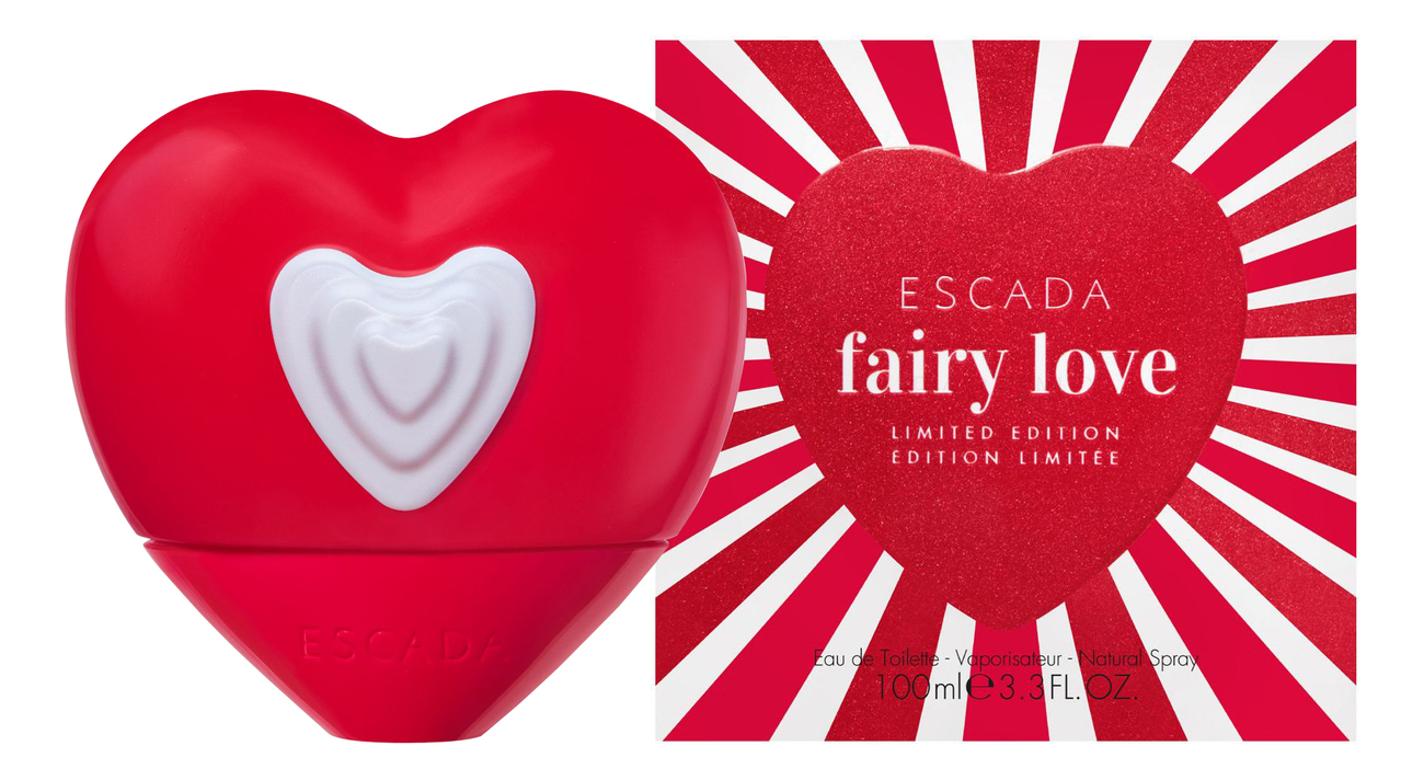 Fairy Love: туалетная вода 100мл недорого