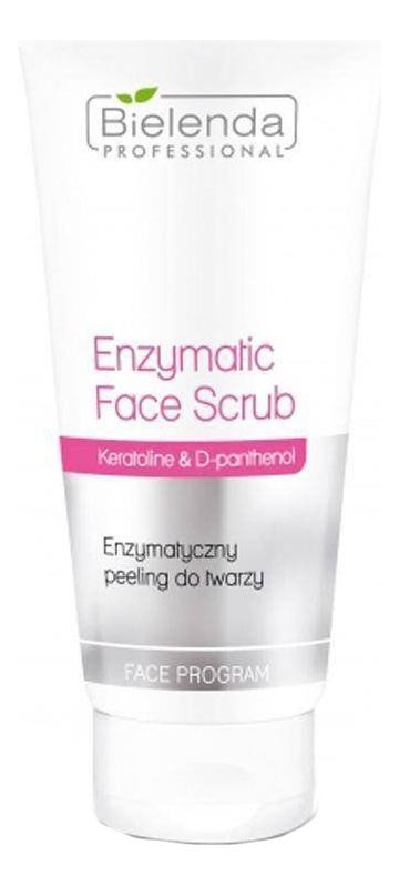 Купить Энзимный скраб для лица Face Program Enzymatic Face Scrub 150г, Bielenda Professional
