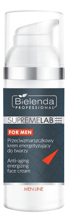 lumene for men voima energizing face wash Антивозрастной энергетический крем для лица SupremeLab For Men Anti-Aging Energizing Face Cream 50мл