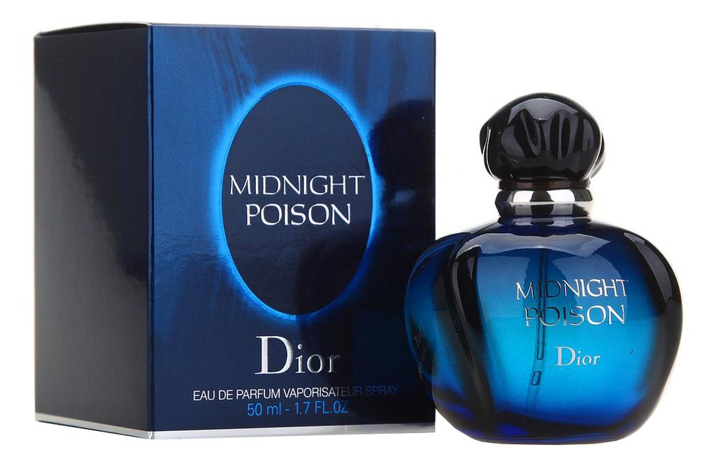 Poison Midnight: парфюмерная вода 50мл недорого