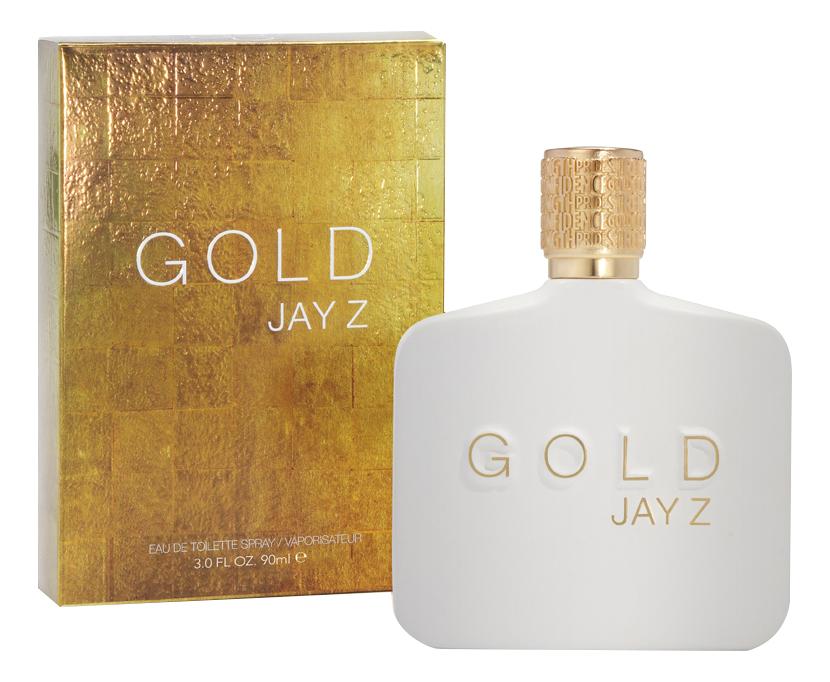 Jay Z Gold: туалетная вода 90мл