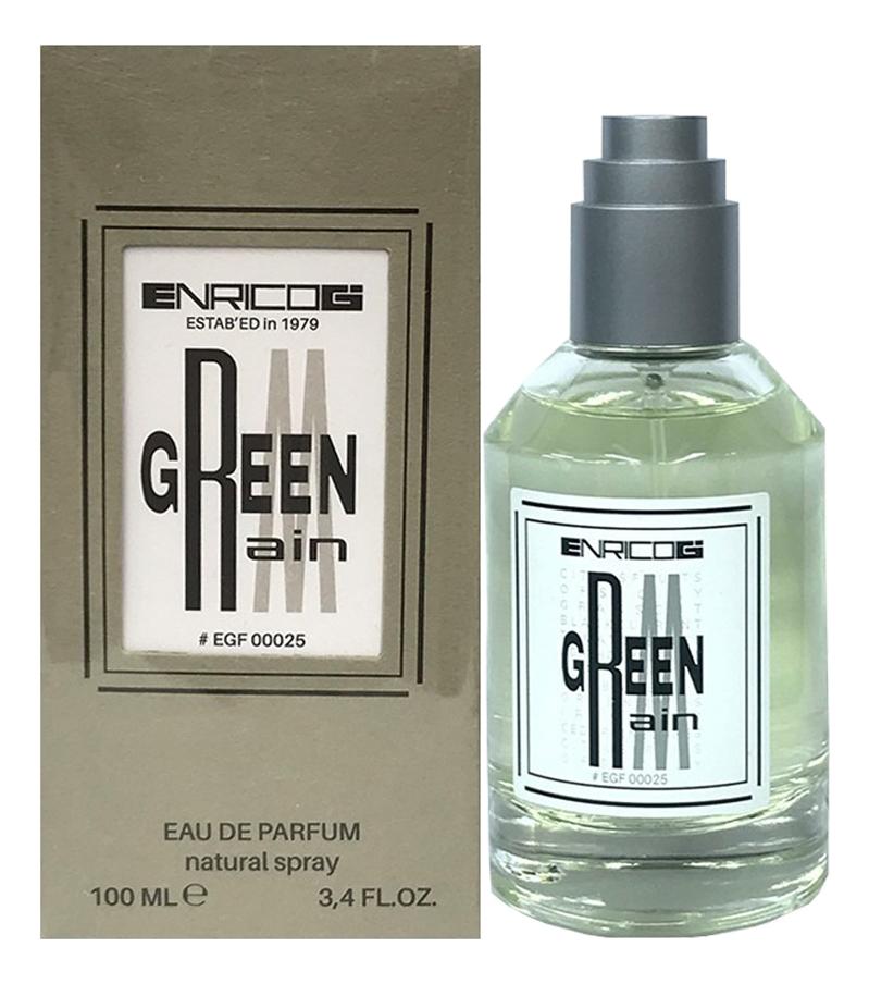 Green Rain: парфюмерная вода 100мл