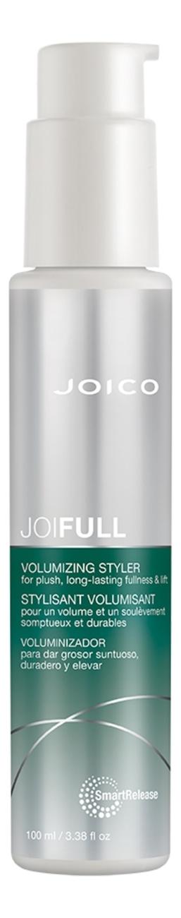 Крем-эликсир для воздушного объема волос JoiFull Volumizing Styler 100мл
