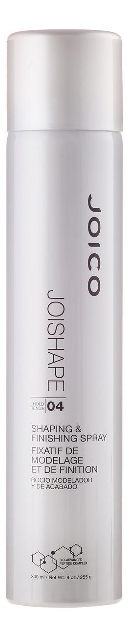 Лак для волос JoiShape Shaping & Finishing Spray Hold 300мл