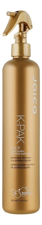 Жидкий протеин для волос K-Pak H.K.P. Liquid Protein Chemical Perfector: Протеин 350мл