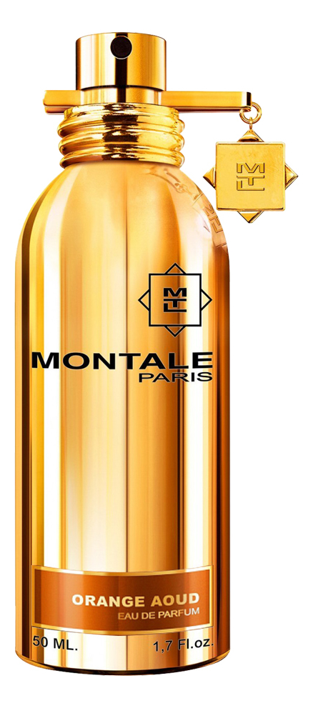 Orange Aoud: парфюмерная вода 50мл недорого