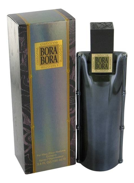 Liz Claiborne Bora Bora for men: одеколон 100мл liz claiborne curve black одеколон 125 мл