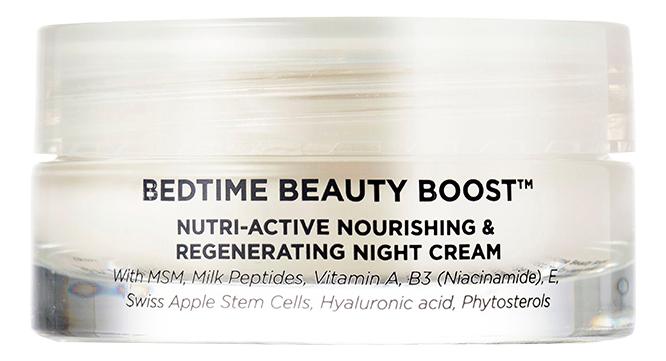 Ночной крем для лица Bedtime Beauty Boost Nutri-Active Nourishing & Regenerating Night Cream 50мл