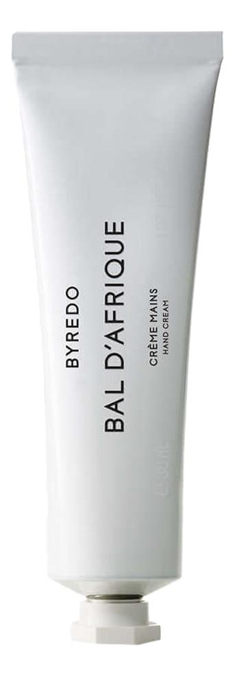 Купить Bal d'Afrique: крем для рук 30мл, Byredo