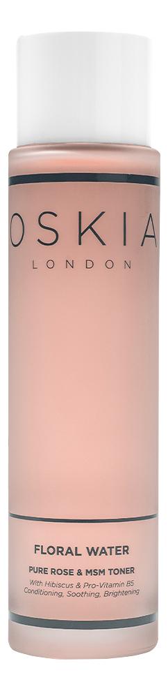 Тоник для лица Floral Water Pure Rose & Msm Toner 150мл