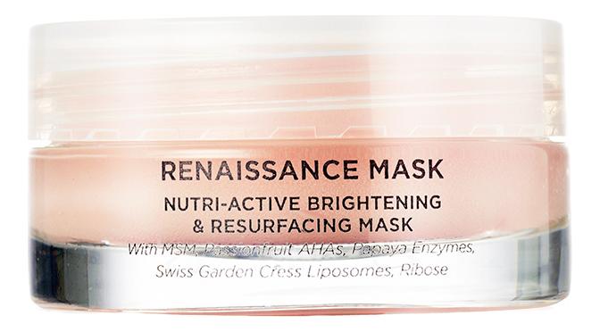Отшелушивающая энзимная маска для лица Renaissance Mask: Маска 15мл
