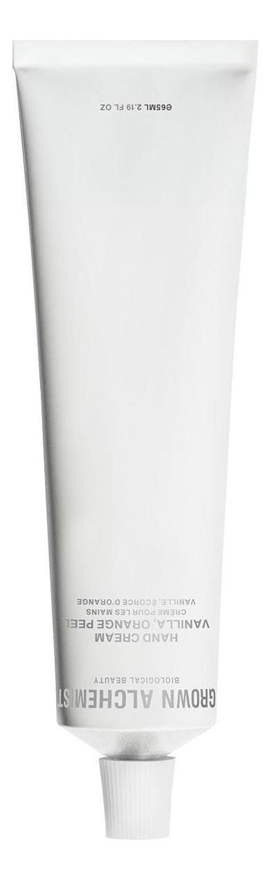 Крем для рук Ваниль и апельсин Hand Cream Vanilla & Orange Peel: Крем 65мл (Limited Edition) крем для рук ваниль и пион vanilla blush