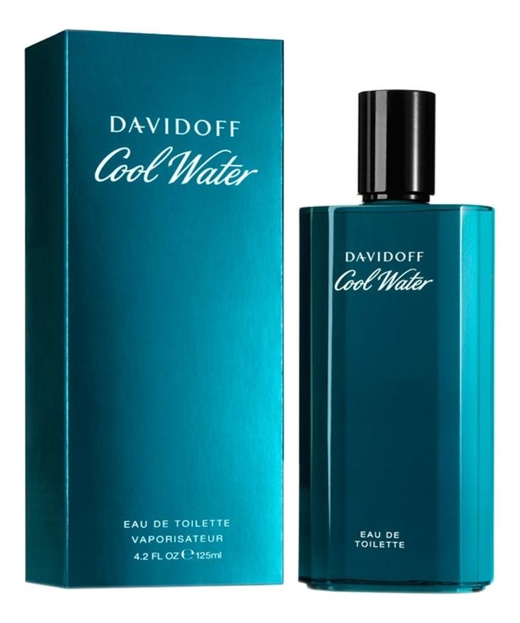 Cool Water for men: туалетная вода 125мл