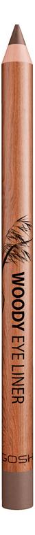 Карандаш для глаз Woody Eye Liner 1,1г: 003 Teak gosh 24h pro liner
