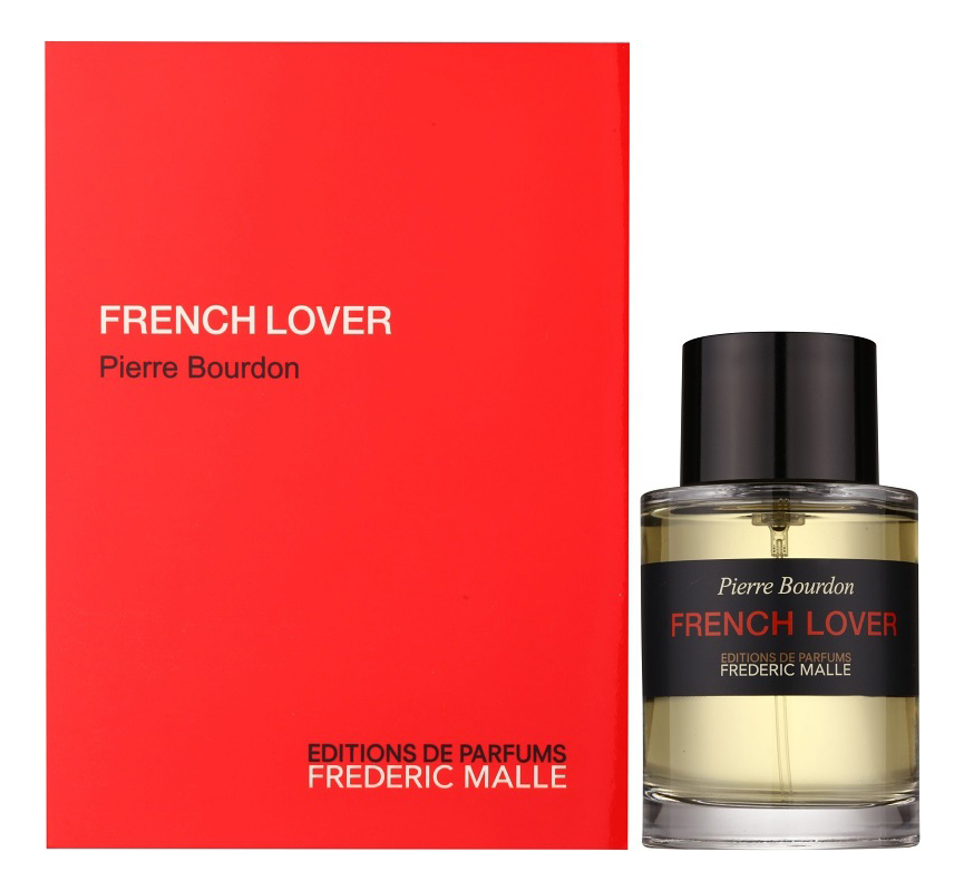 Frederic Malle French Lover: парфюмерная вода 100мл frederic malle the night парфюмерная вода 100мл