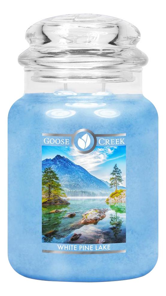 dorothy garlock on tall pine lake Ароматическая свеча White Pine Lake (Озеро белой сосны): свеча 680г