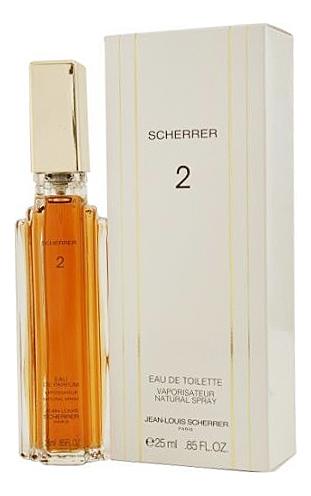 Jean Louis Scherrer 2: туалетная вода 25мл