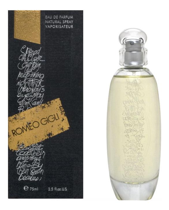 Romeo Gigli: парфюмерная вода 75мл цена 2017