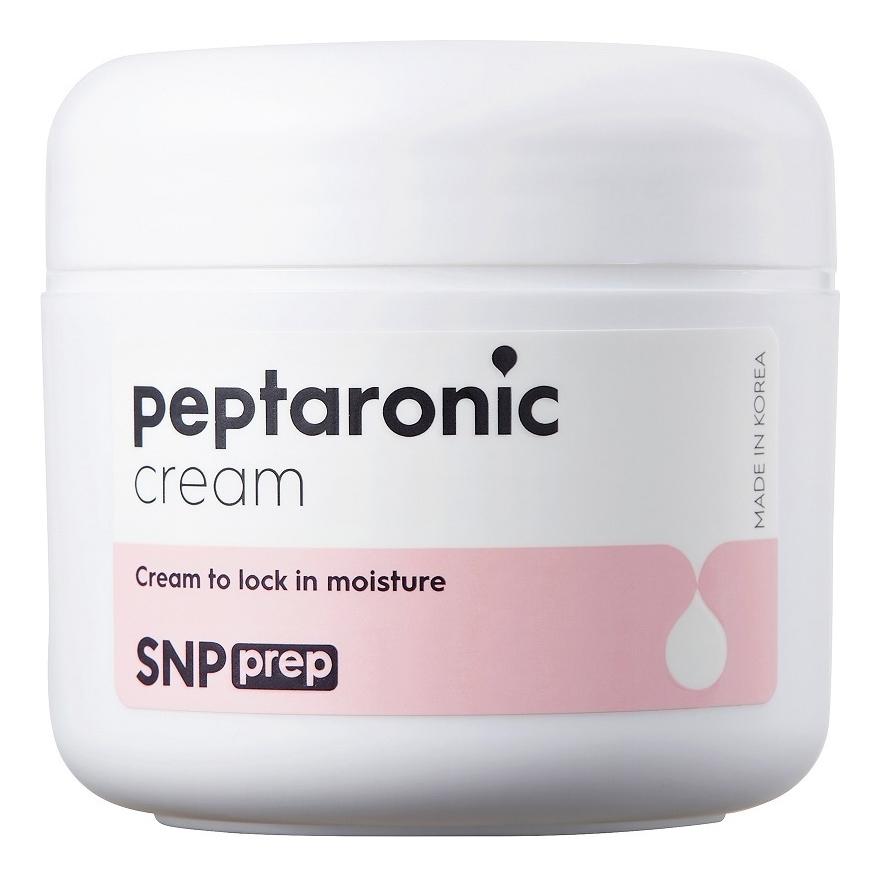 Увлажняющий крем для лица с пептидами Prep Peptaronic Cream 55мл