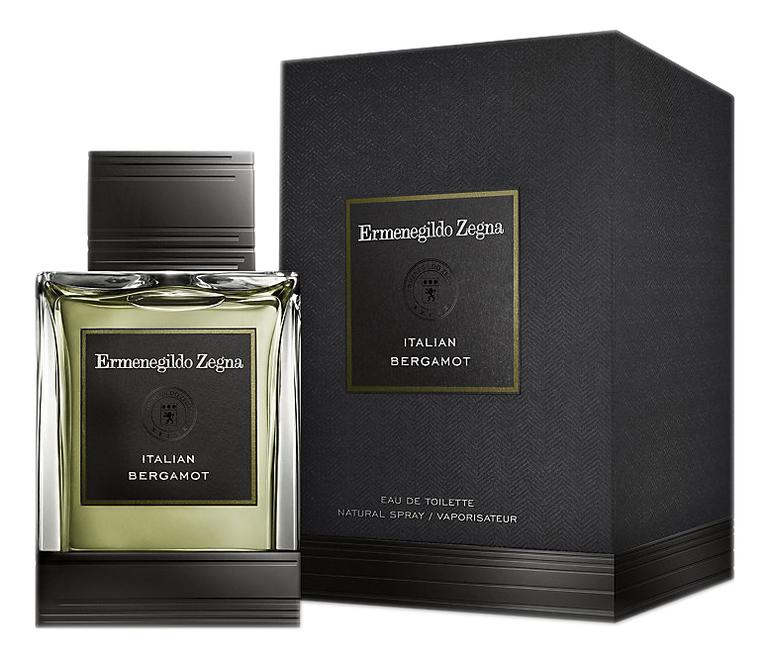 Купить Italian Bergamot: туалетная вода 125мл, Ermenegildo Zegna
