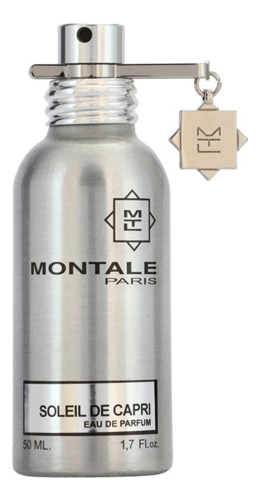 Купить Soleil de Capri: парфюмерная вода 50мл, Montale