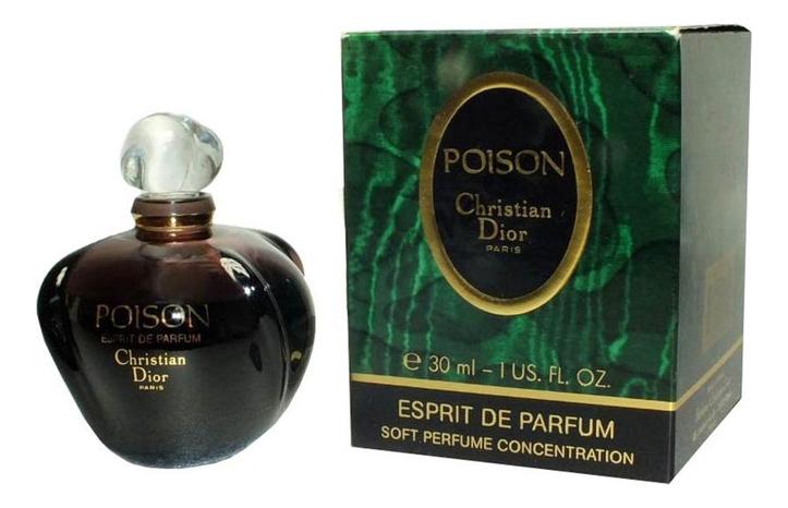 Купить Poison Esprite De Parfum Винтаж: духи 30мл винтаж, Christian Dior