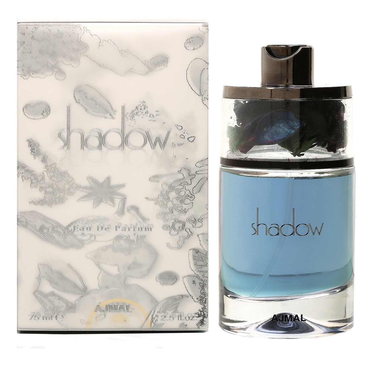 Ajmal Shadow II For Him: парфюмерная вода 75мл ajmal shadow for her парфюмерная вода 1 5мл