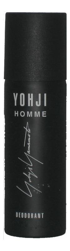 цена на Yohji pour Homme: дезодорант 150мл