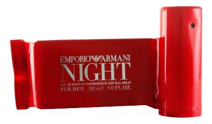 цена Armani Emporio Night For Her: парфюмерная вода 30мл онлайн в 2017 году