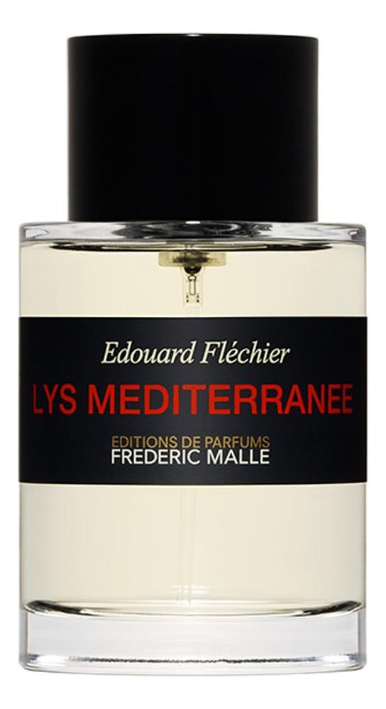 Frederic Malle Lys Mediterranee: парфюмерная вода 100мл тестер frederic malle bois dorage туалетные духи тестер 100 мл
