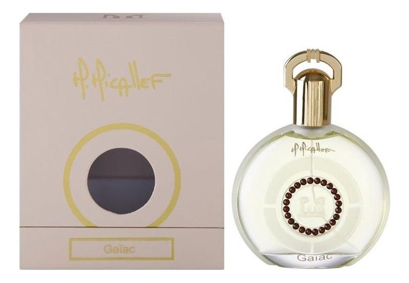 M. Micallef Gaiac: парфюмерная вода 100мл m micallef note ambree парфюмерная вода 2мл