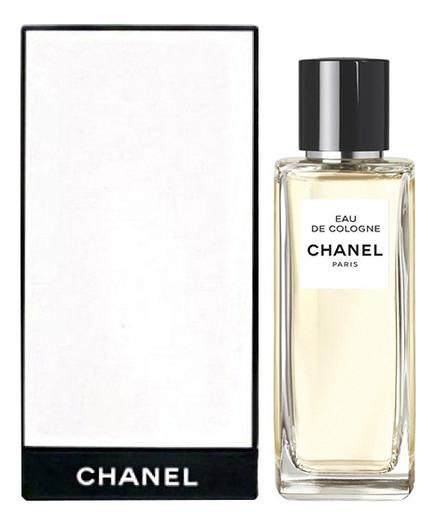 Les Exclusifs de Chanel Eau de Cologne: одеколон 75мл