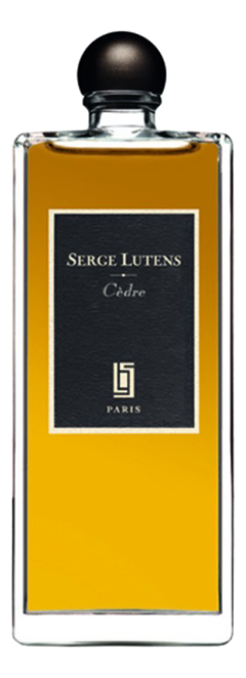 Serge Lutens Cedre: парфюмерная вода 2мл