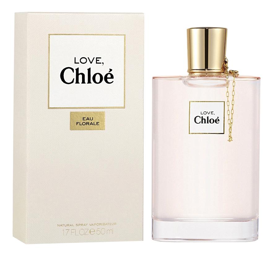 Chloe Love Chloe Eau Florale: туалетная вода 50мл