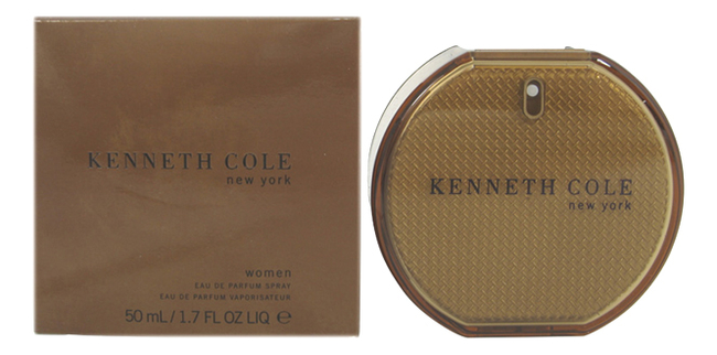 Kenneth Cole New York for women: парфюмерная вода 50мл